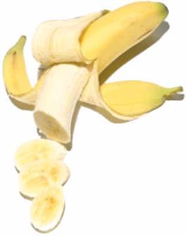 Банан нарезной