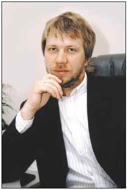 """директор инвестиционной компании """"ЦЕРИХ Кэпитал Менеджмент"""" Владислав Ковальчук."""