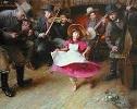 Форинт танцует чардаш