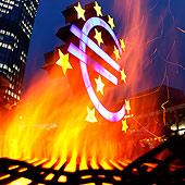 Кризис в Европе прервал восстановление рынков