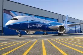 Американский авиастроительный гигант Boeing