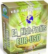 Советник EA High-Profits EUR-USD v.6.0