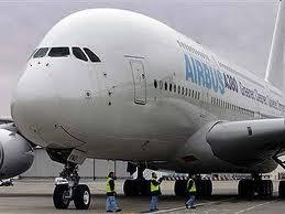 Концерн Airbus по итогам 2011г. продал 534 пассажирских самолета