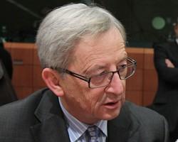 Президент Еврогруппы Жан-Клод Юнкер