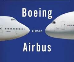 Boeing против Airbus