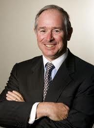 Глава фонда прямых инвестиций Blackstone Стивен Шварцман