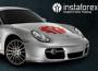 новый Porsche от InstaForex