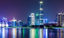 выставка China Guangzhou International and Finance Expo,Гуанчжоу, Китай