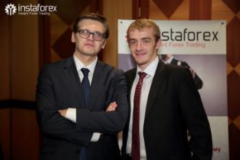 Итоги конференции ИнстаФорекс в Санкт-Петербурге 2014