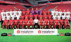 ФК «Ливерпуль» Место встречи рынка Форекс и большого футбола