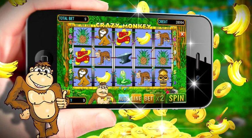 Хочу поиграть в игровые автоматы крези манки казино с моментальным выводом денег на карту